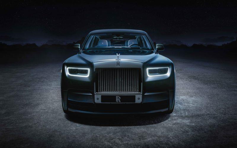 Rolls-Royce Phantom Tempus (fot. RR)