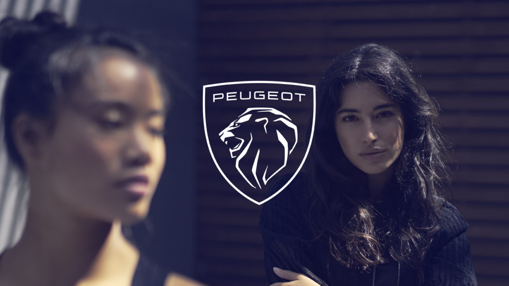 Nowe logo Peugeot (fot. Peugeot)