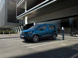 Peugeot e-RIFTER (fot. Peugeot)