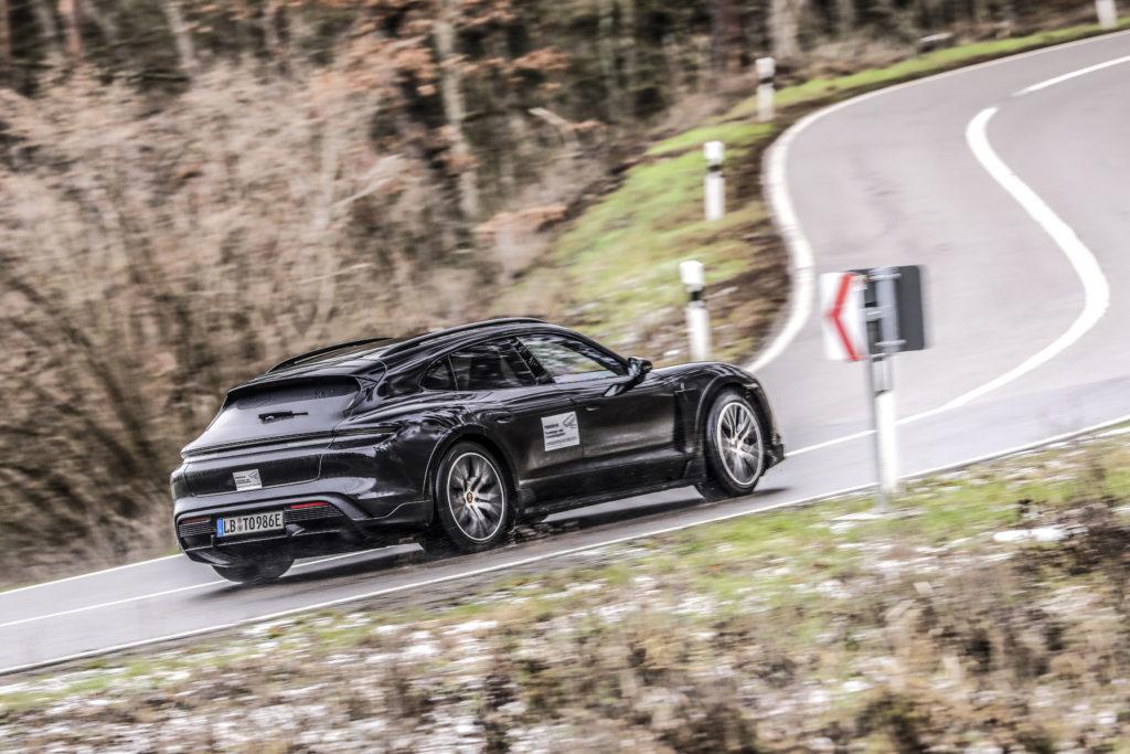 Porsche Taycan Cross Turismo (fot. Porsche)