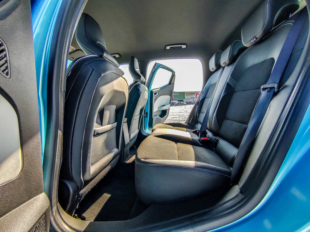 Renault Clio Intens E-Tech 140 Hybrid
