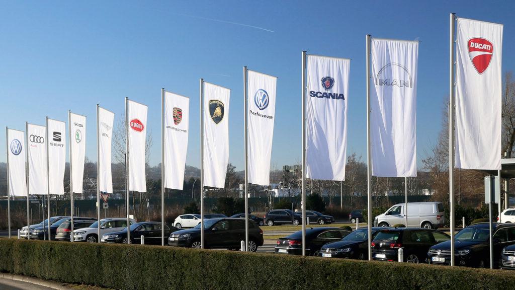 Marki koncernu VW (fot. VW)