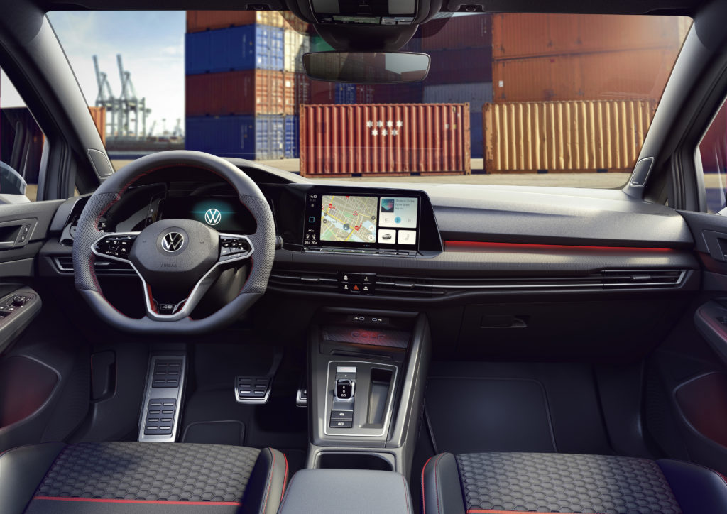 VW Golf GTI Clubsport 45 (fot. VW)