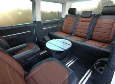 Wnętrze Multivana T6.1 (fot.VW)