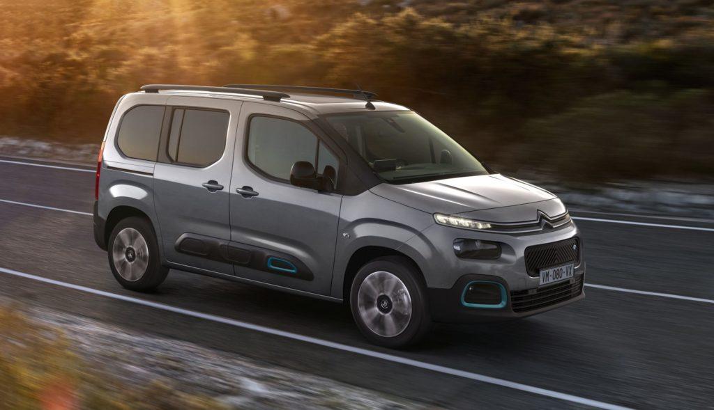 Citroën ë-Berlingo (fot. Citroën)
