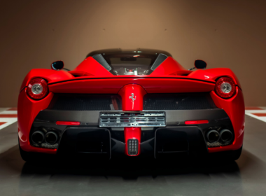 Ferrari Sebastiana Vettela