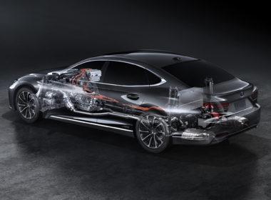 Lexus 500h (fot. Lexus)