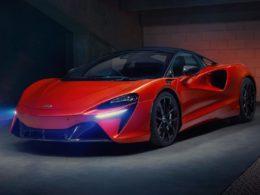 McLaren Artura (fot. McLaren)