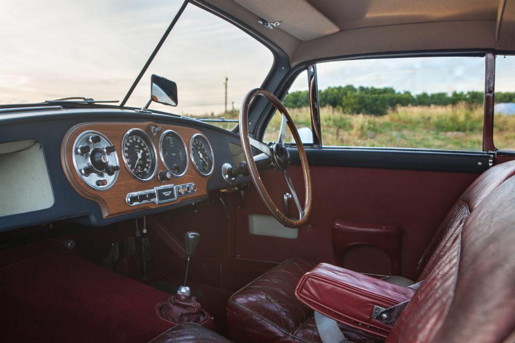 skrzynia biegów Aston Martin DB2