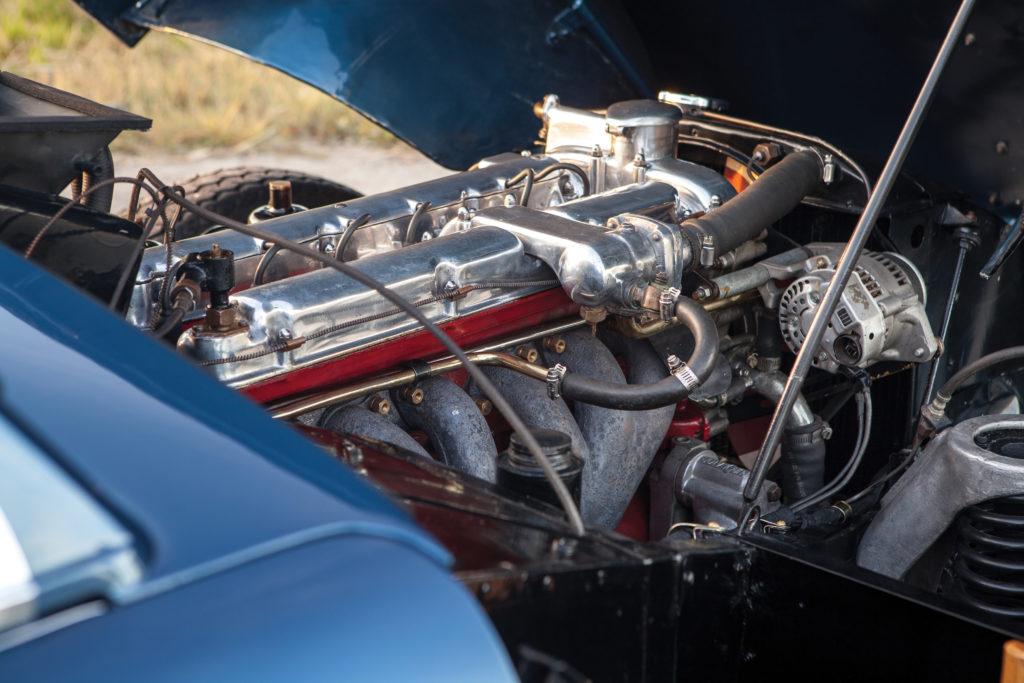 silnik Aston Martin DB2