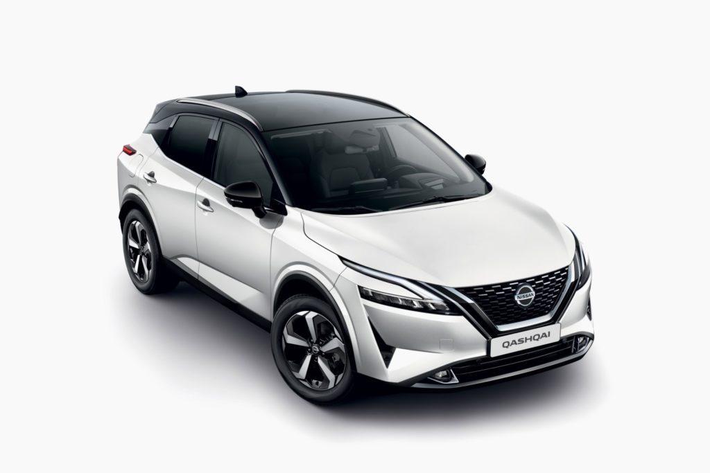 Nowy Nissan Qashqai Premiere Edition (fot. Nissan)