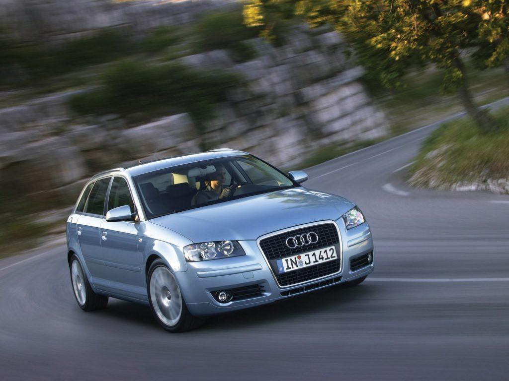 Audi A3 (fot. Audi)