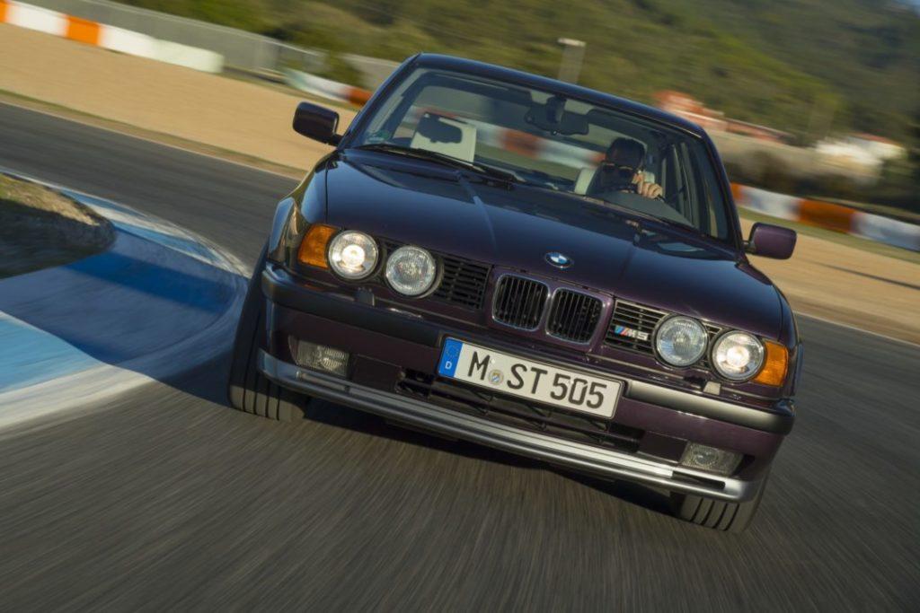 BMW E34 M5 (fot. BMW)
