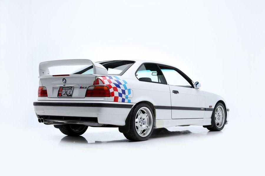 BMW E36 M3 LIGHTWEIGHT (fot. Barrett-Jackson)