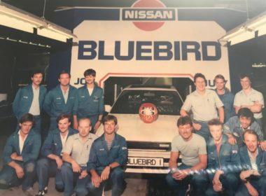 Nissan Bluebird (fot. Nissan)