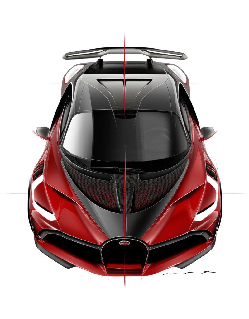 Bugatti Divo Lady Bug (fot. Bugatti)