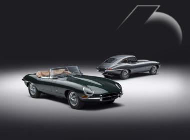 Jaguar E-Type 60 Collection (fot. Jaguar)