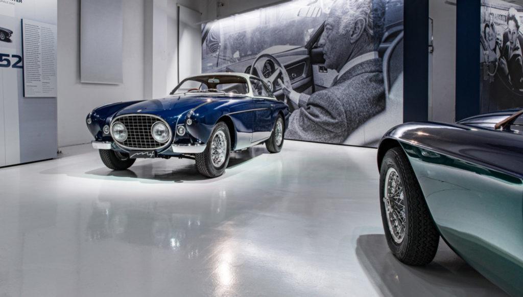 Ferrari wystawa Gianni Agnelli (fot. Ferrari)