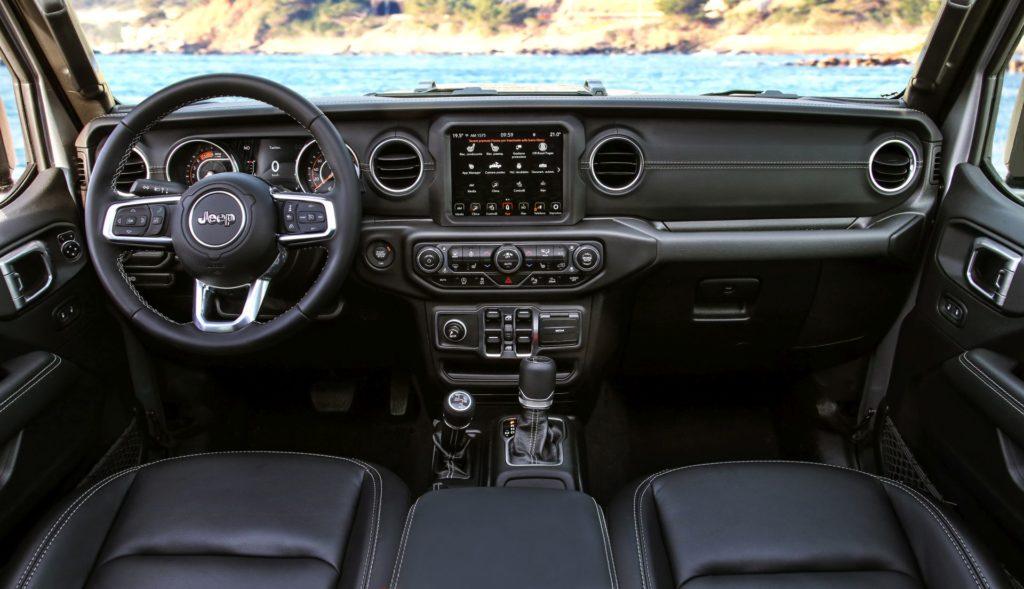 Jeep Gladiator (fot. materiały prasowe producenta)