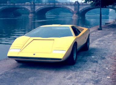 Lamborghini Countach LP 500 (fot. Lamborghini)