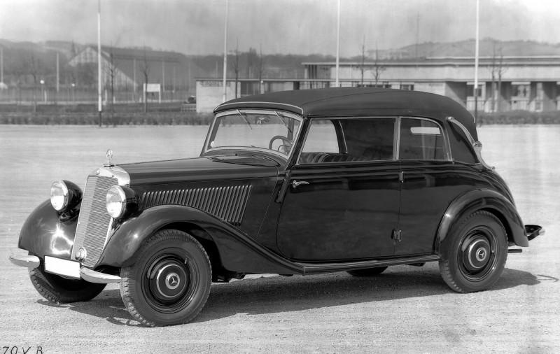 Mercedes 170 V (fot. Daimler)
