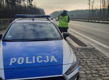 Policja kontrola prędkości