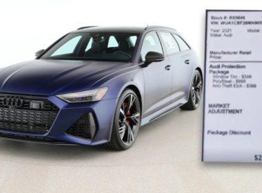 Audi RS 6 (fot. DT)