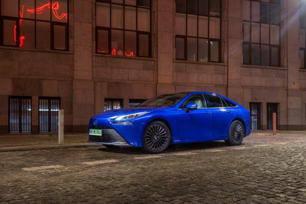 Toyota Mirai (fot. Toyota)