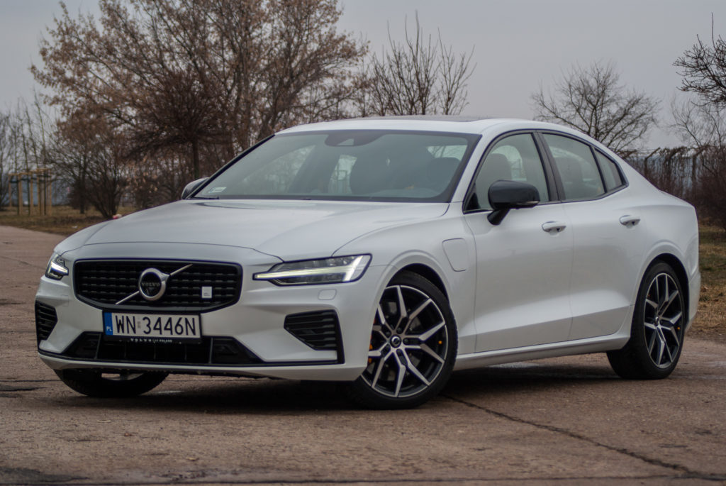 Volvo S60 Recharge T8 AWD Polestar Engineered