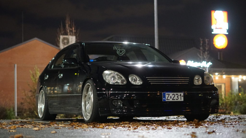 Toyota Aristo V300 Vertex Edition