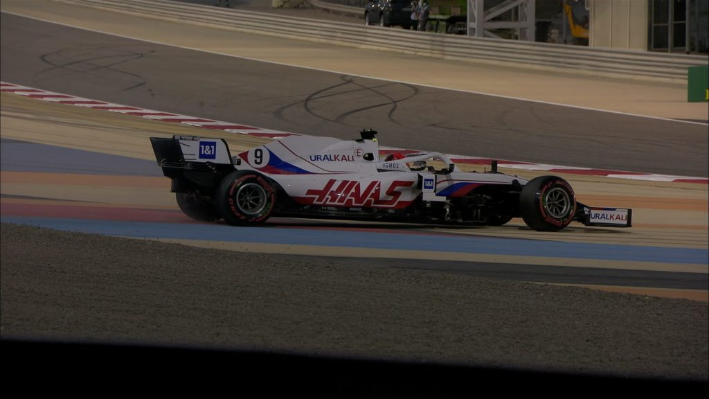 F1 HaaS 2021 (fot. F1)