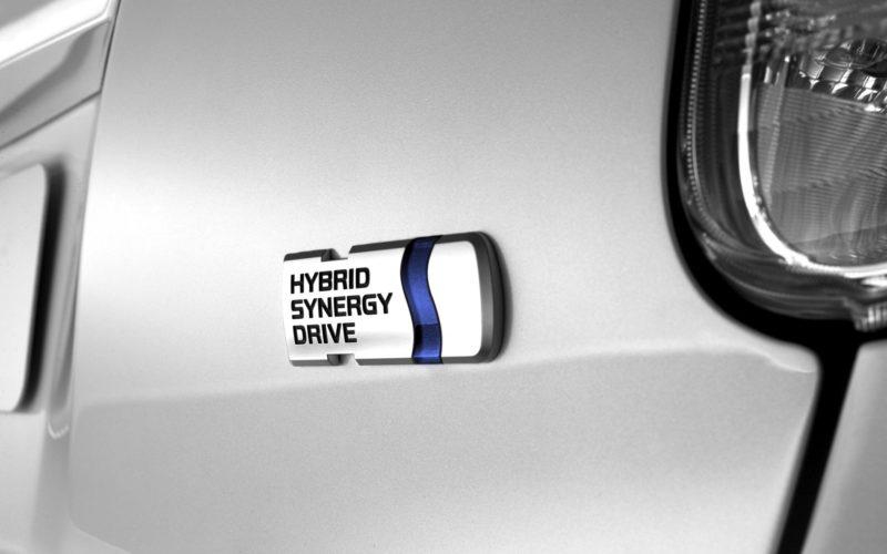 Auto hybrydowe