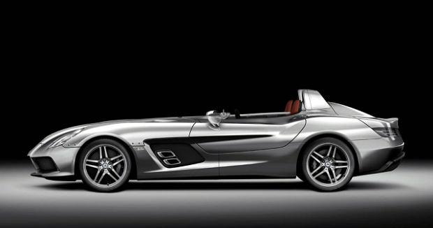 Mercedes SLR McLaren Stirling Moss (fot. MB)