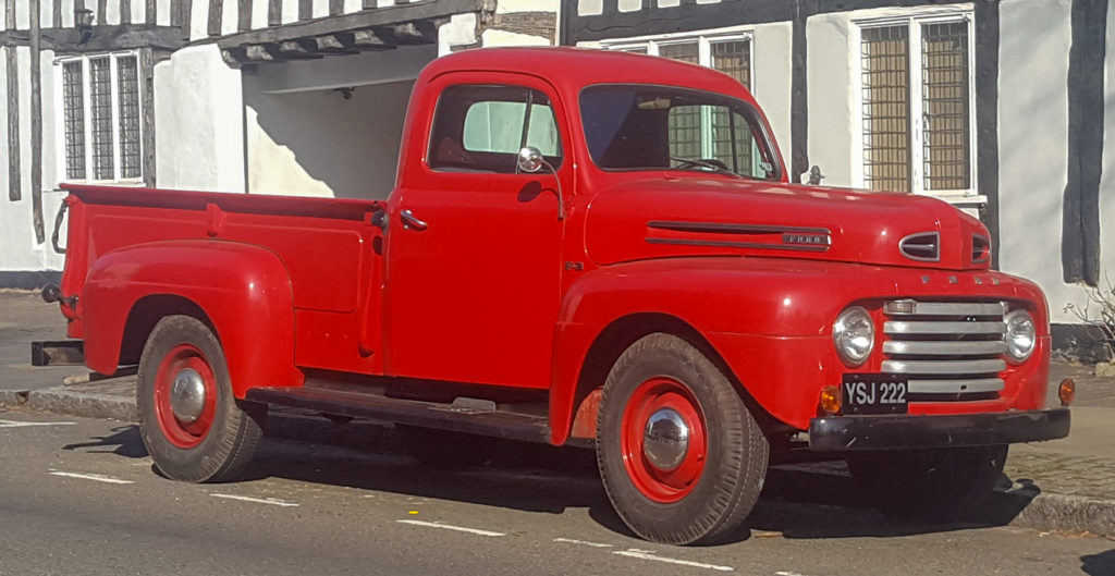 Ford F-3 1949