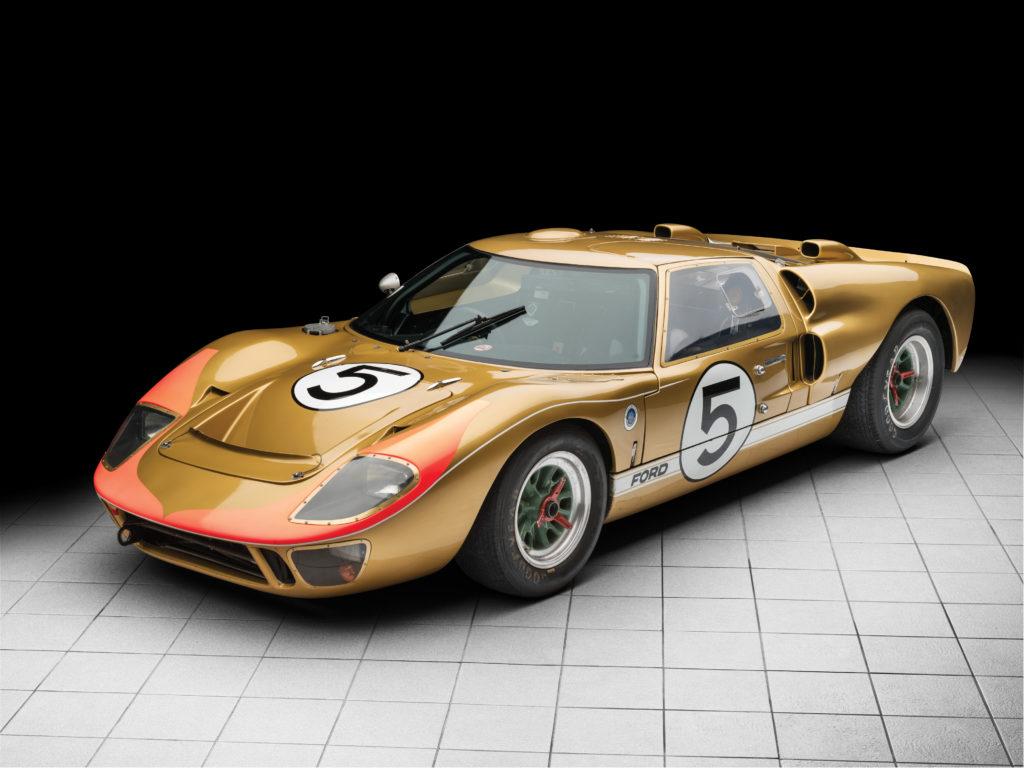 1966 Ford GT40 Mark II