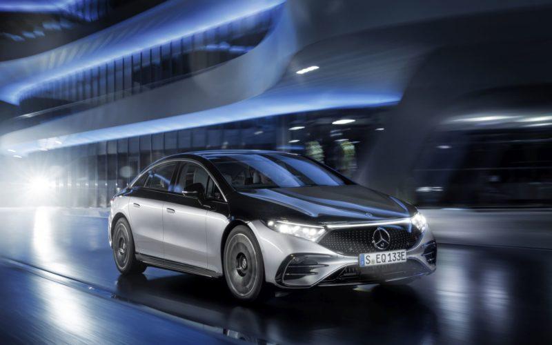 Mercedes EQS