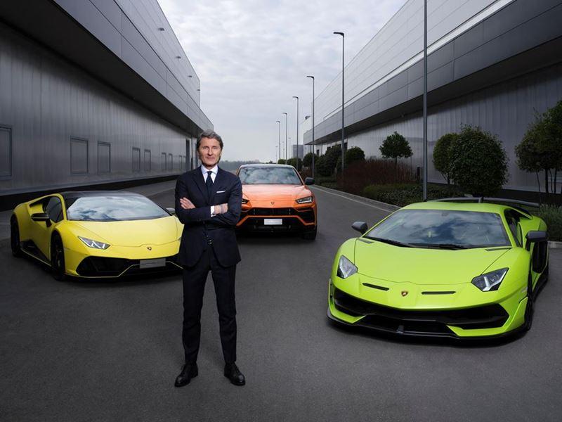 Stephan Winkelmann (fot. Lamborghini)