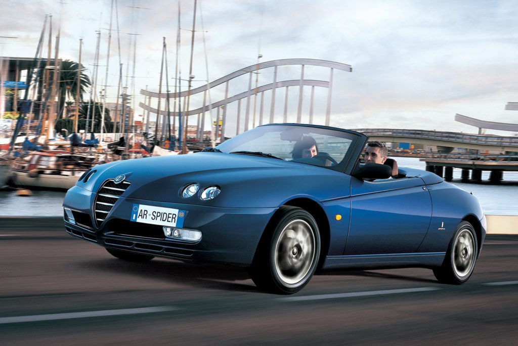 Alfa Romeo Spider II