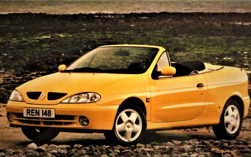 Renault Megane I Cabrio (fot. mat. prasowe)