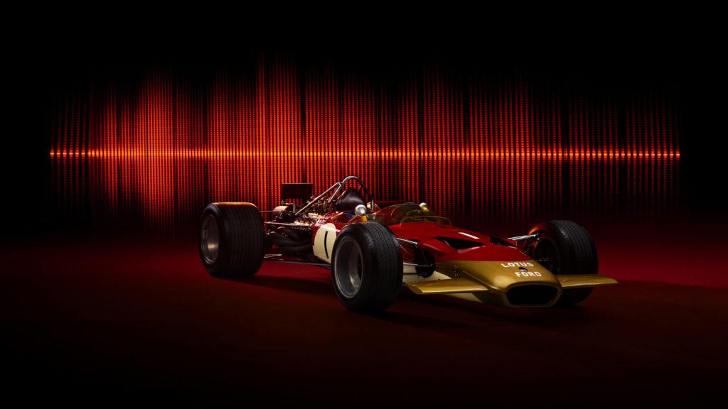 Lotus Type 49 (fot. Lotus)