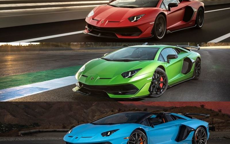 Lamborghini Ad Personam (fot. mat. prasowe)