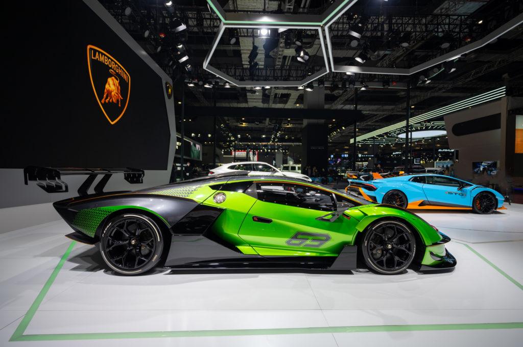 Lamborghini Essenza SCV12 (fot. mat. prasowe)
