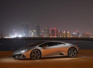 Lamborghini Huracán EVO (fot. Lamborghini)