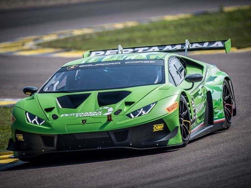 Lamborghini Huracán Squadra Corse (fot. Lamborghini)