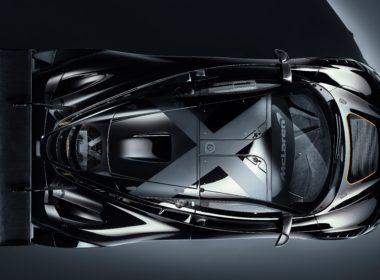 McLaren 720 GT3X (fot. McLaren)