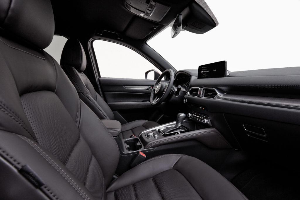 fotele Mazda CX-5