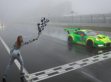 Manthey-Racing, Porsche 911 GT3 R NŸrburgring 2018 (fot. Porsche)