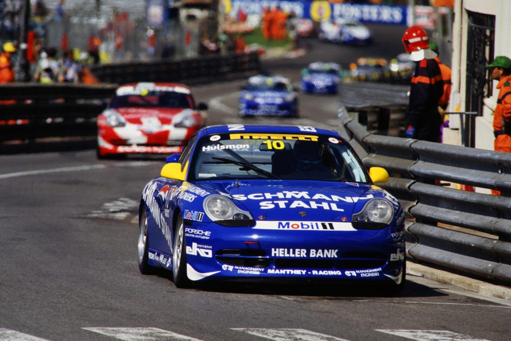 Porsche 911 Cup (993), Porsche Mobil 1 Supercup (1999), Monaco (fot. Porsche)