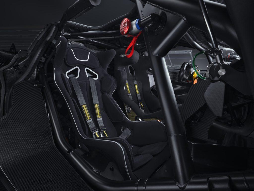 McLaren 720S GT3X (fot. McLaren)