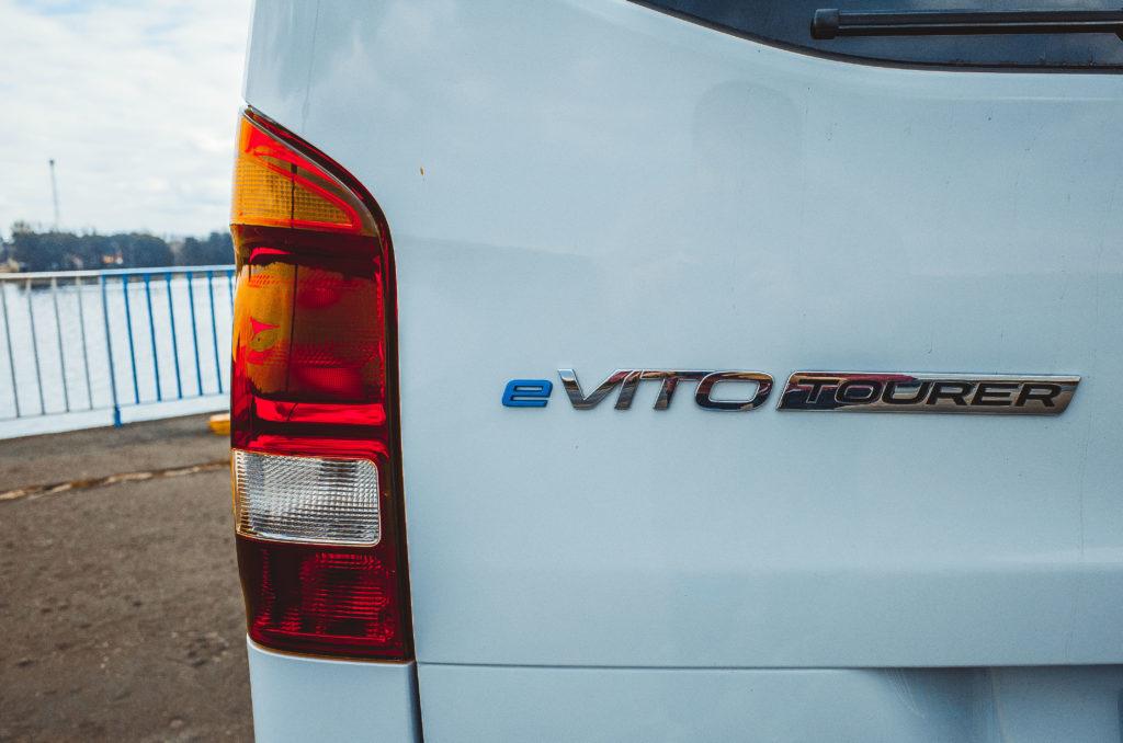 Mercedes eVito Tourer (fot. automotyw.com / Krzysztof Kaźmierczak)